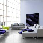 Canapé modulaire.